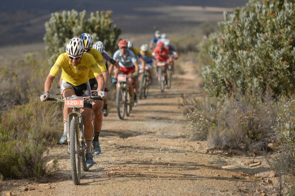 Team Bulls' Karl Platt and Urs Huber won the 2016 edition of the Tankwa Trek and went on to win the 2016 Absa Cape Epic. They are expected to return to the 2017 Momentum Health Tankwa Trek, presented by Biogen. Photo credit: www.zcmc.co.za