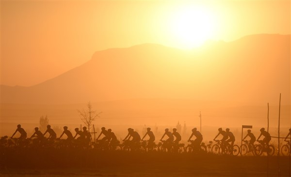 A strong international field will contest the Momentum Health Tankwa Trek, presented by Biogen. Photo credit: www.zcmc.co.za