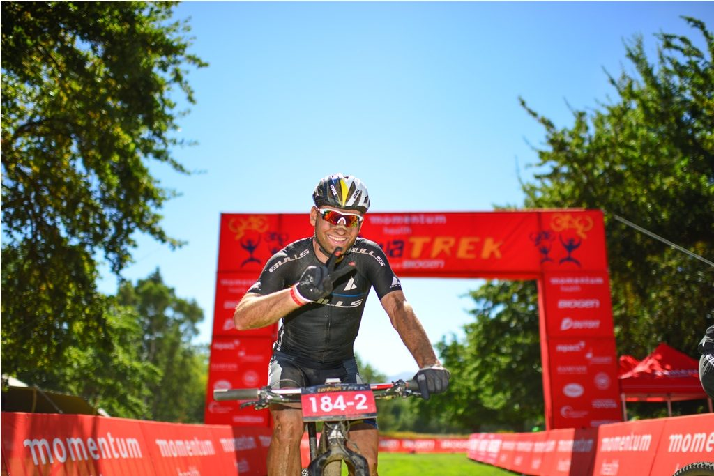 Mountain biking fans will be able to follow the 2018 Momentum Health Tankwa Trek, presented by Biogen, live on Twitter (@tankwatrek) and watch the live broadcast of Stage 3 on www.tankwatrek.co.za. Photo by Zoon Cronje.