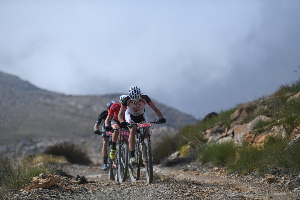 Image from stage 2 of the 2018 Momentum Health Tankwa Trek presente by Biogen captured by Zoon Cronje from www.zcmc.co.za