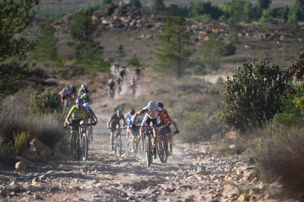 Image from stage 3 of the 2018 Momentum Health Tankwa Trek presente by Biogen captured by Zoon Cronje from www.zcmc.co.za