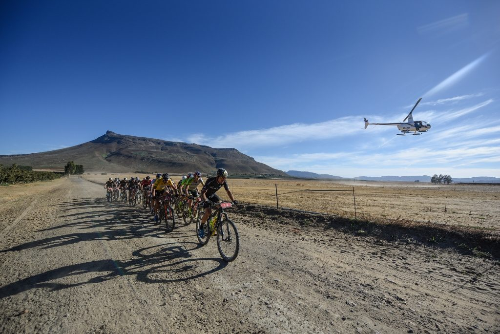 The Momentum Health Tankwa Trek, presented by Biogen, has attracted an increasingly strong international field for each of six editions. Photo by Zoon Cronje.