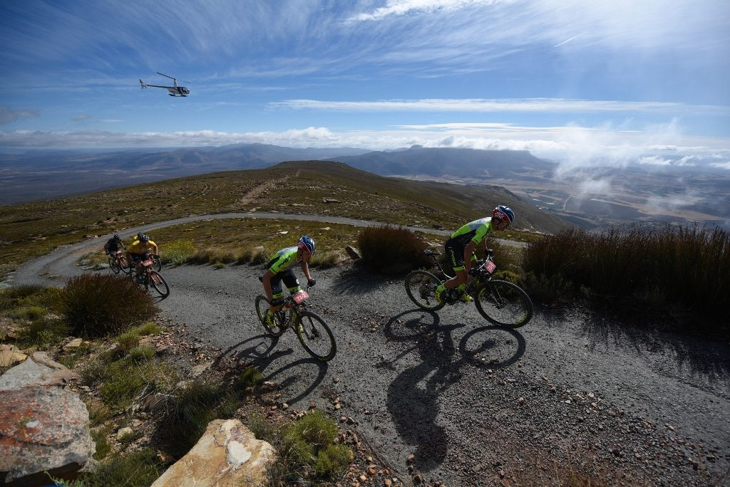 The iconic Merino Monster climb is one of the event's bucket list features. Photo by Zoon Cronje.